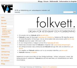 Folkvett by VoF