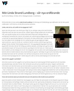 Linda Strand Lundberg