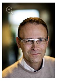 Martin Bergö från Sahlgrenska