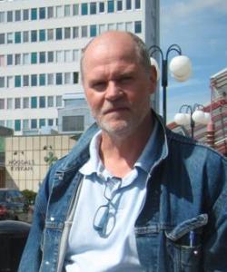 Bo Zackrisson - Foto: Kostdemokrati.se