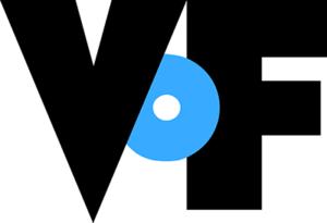 VoF, logo